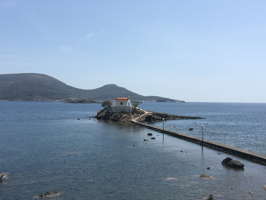 Amazing weddings location in leros