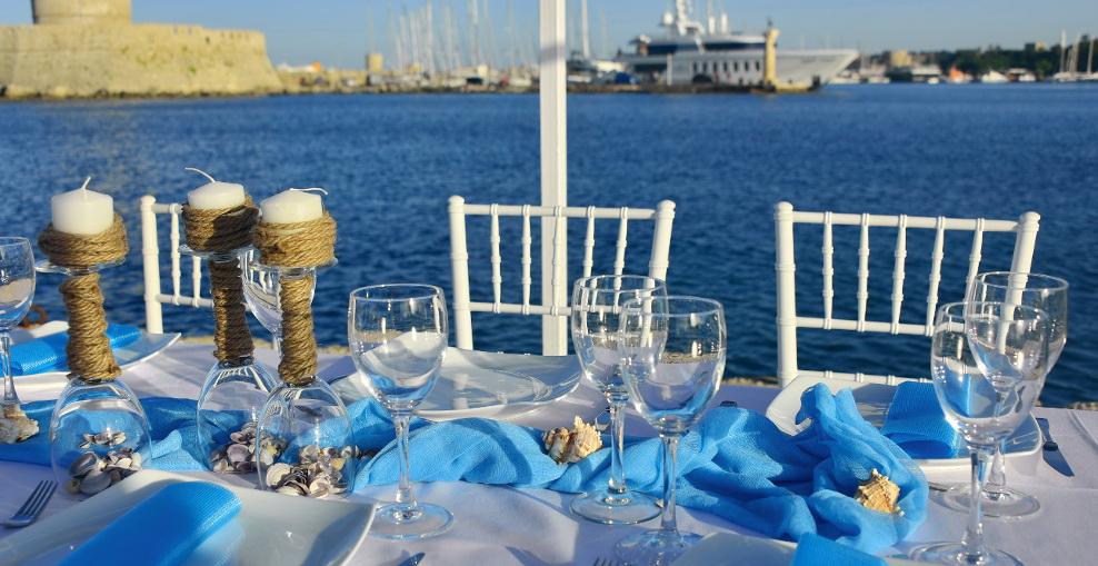 Turquoise wedding concept